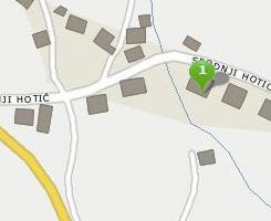 Zemljevid / lokacija - Računovodstvo Pimos d.o.o.